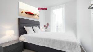Infraroodverwarming 1 slaapkamer